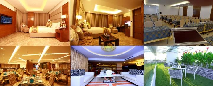 Marino Royal Hotel, Uttara