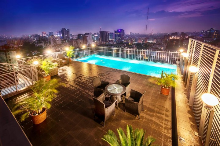 Long Beach Suites, Dhaka