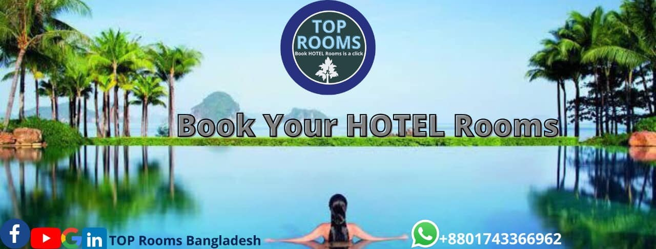 Book Your HOTEL Rooms in a click